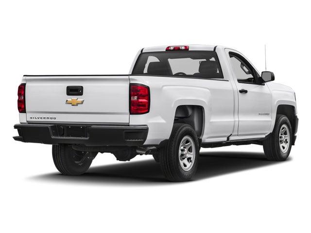 2018 Chevrolet Silverado 1500 1LS