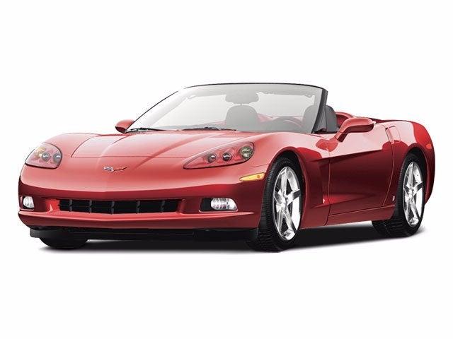 2008 Chevrolet Corvette Indy 500