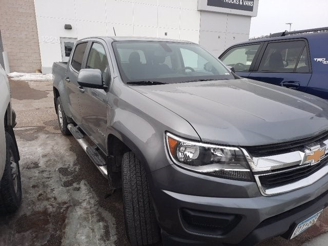 Certified 2018 Chevrolet Colorado LT with VIN 1GCGTCEN9J1302734 for sale in Rochester, Minnesota