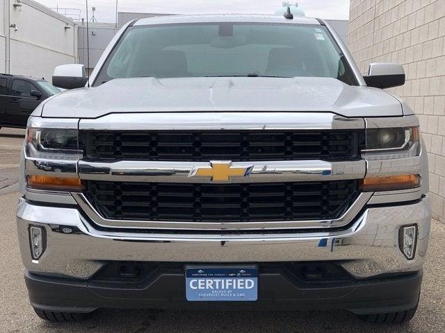 Certified 2018 Chevrolet Silverado 1500 LT with VIN 3GCUKRER3JG394128 for sale in Rochester, Minnesota