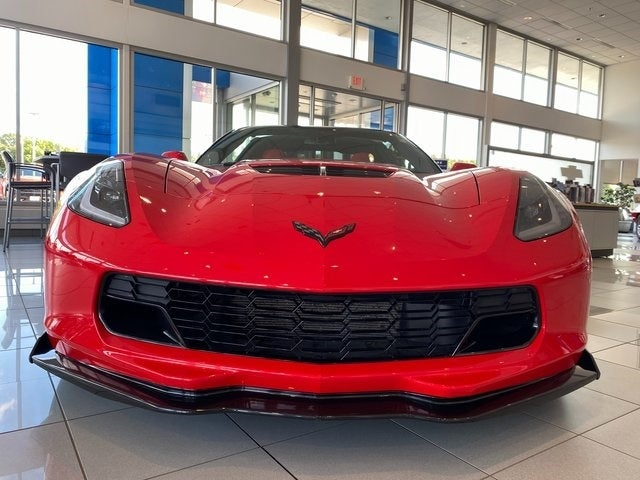 Used 2015 Chevrolet Corvette Z06 with VIN 1G1YR2D69F5602628 for sale in Rochester, Minnesota
