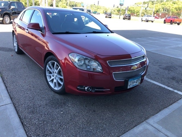 Used 2012 Chevrolet Malibu 1LZ with VIN 1G1ZE5E0XCF281376 for sale in Rochester, Minnesota