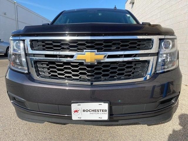Used 2015 Chevrolet Tahoe LT with VIN 1GNSKBKC9FR689294 for sale in Rochester, Minnesota