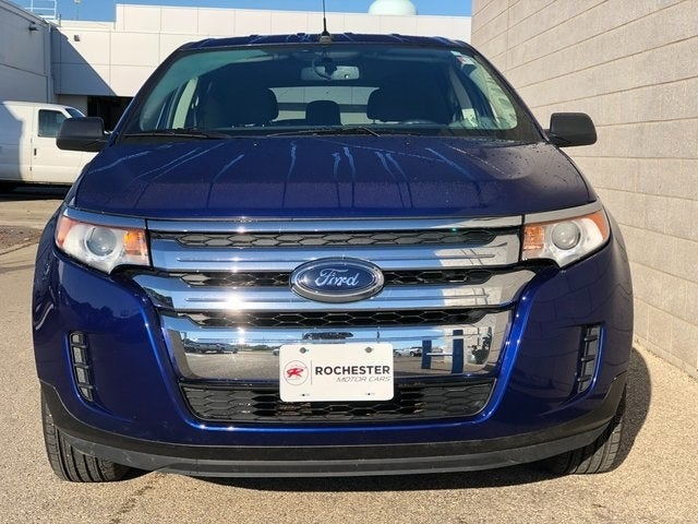 Used 2013 Ford Edge SE with VIN 2FMDK3GC9DBA89838 for sale in Rochester, Minnesota