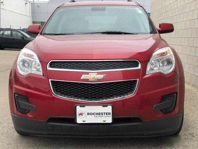 Used 2014 Chevrolet Equinox 1LT with VIN 2GNALBEK8E6223412 for sale in Rochester, Minnesota