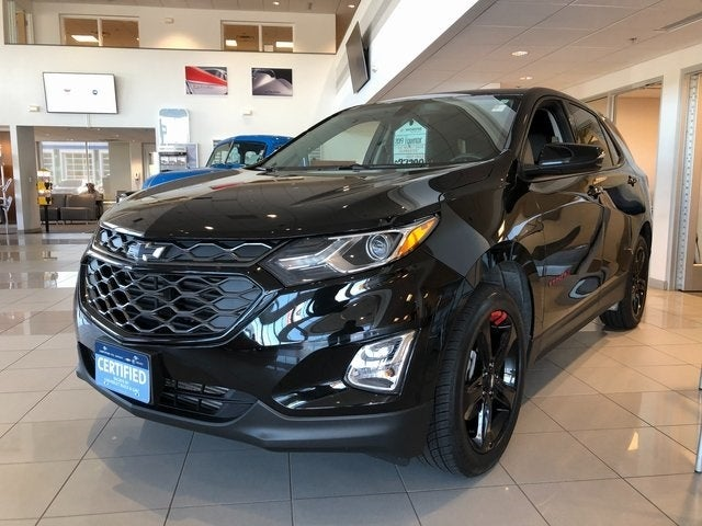 Used 2019 Chevrolet Equinox LT with VIN 2GNAXVEX1K6106350 for sale in Rochester, Minnesota