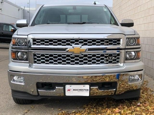 Used 2014 Chevrolet Silverado 1500 LTZ with VIN 3GCUKSEC2EG413115 for sale in Rochester, Minnesota